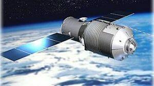 中国モジュール「天宮1号」南太平洋上空で突入 大部分が燃え尽きる