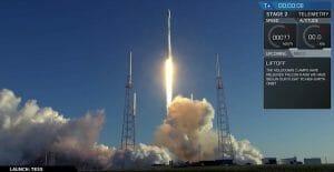 スペースX「ファルコン9」、惑星探査衛星「TESS」打ち上げ実施 ロケット着陸は成功