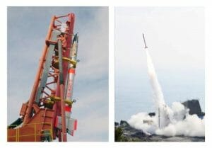 SS-520 5号機がギネス世界記録認定 最小の軌道ロケットとして