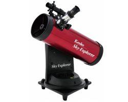 親子で学べる天体望遠鏡教室、ケンコー・トキナーが4月22日/29日に開催