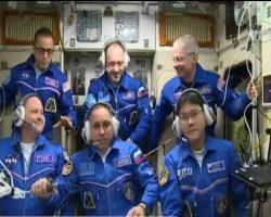金井宣茂宇宙飛行士、6月3日夜に宇宙ステーションから地上帰還へ