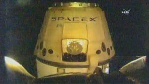 スペースX「ドラゴン補給船」、宇宙ステーションから地球へ帰還