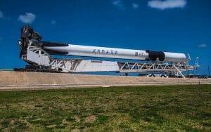 「ファルコン9 ブロック5」ロケット、スペースXが5月10日に打ち上げへ