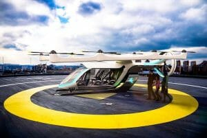 Uberの空飛ぶタクシー、製造するのはこの5社