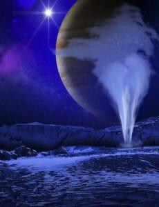木星衛星「エウロパ」から水噴出の可能性高まる ガリレオ観測を精査