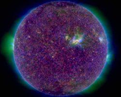 SDOが捉えた太陽の別の顔