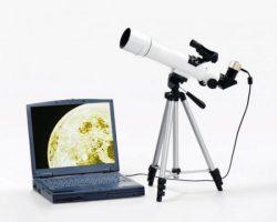パソコンで天体観測!ケンコー・トキナーから天体望遠鏡用CMOSカメラ「デジアイピースDX」発売