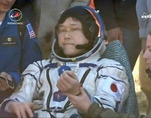 金井宣茂宇宙飛行士、無事帰還 宇宙ステーションに168日間滞在
