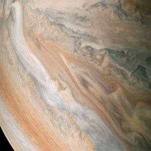 木星のジェットストリーム