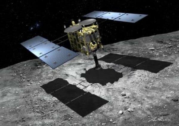 20180608nyaha2 - 【小惑星探査機はやぶさ2】小惑星リュウグウに6月27日前後に到着[06/08]