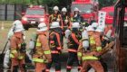成田空港、「航空機事故消火救難合同訓練」を6月15日実施