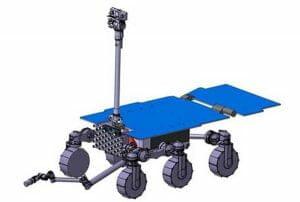 エアバス、火星サンプル回収ローバーとオービタを研究へ
