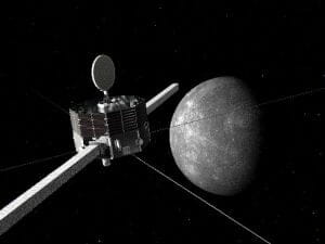 水星探査機「みお」10月19日打ち上げ 日欧ベピコロンボ計画