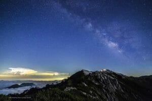 「大西浩次・信州星景写真展 -森からの宇宙、山からの宇宙-」開催決定