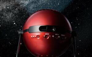 火星から見た星空を再現した家庭用プラネタリウム「HOMESTAR Classic MARS」追加生産