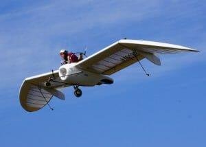 「メーヴェ」がコンセプトの「M-02J」関東での飛行実験と関連展示会を開催