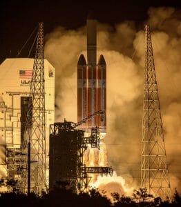 太陽探査機「パーカー・ソーラー・プローブ」NASAが打ち上げ成功