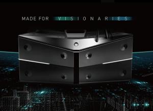 人間の視覚をほぼ100%カバーするVRヘッドセット「StarVR One」