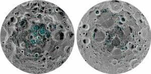 「月の両極に氷」NASAが決定的証拠を発表