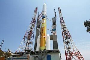 「いぶき2号/ハリーファサット」H-IIAロケットで10月29日打ち上げ