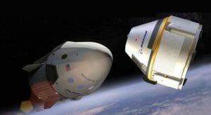 スペースXとボーイングの有人宇宙船テスト打ち上げ、2019年に遅れ