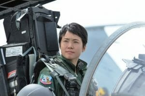 航空自衛隊初の女性戦闘機パイロット誕生