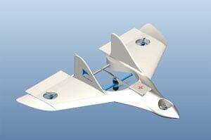 ANAとエアロスペースら、過疎地域においてドローン物流の検証実験を開始