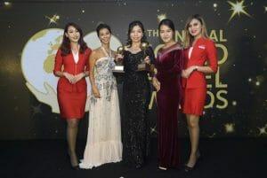 エアアジアが2018ワールド・トラベル・アワードにてトップLCCを受賞