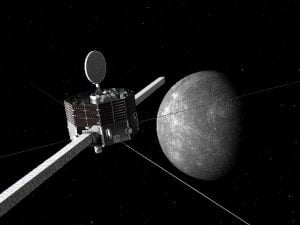 日欧水星探査計画「ベピコロンボ」、10月20日に打ち上げ日変更