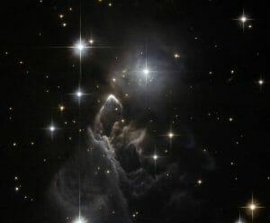 ハッブルが捉えたあまり知られていない星雲