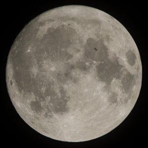 2018年の中秋の名月は9月24日。連休最終日の夜の天気は…