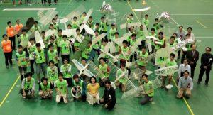 独自設計のドローンで競う!第15回全日本学生室内飛行ロボットコンテスト開催