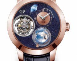 ジラール・ペルゴの宇宙時計「プレミアム ウォッチ エキスポ」にて初披露