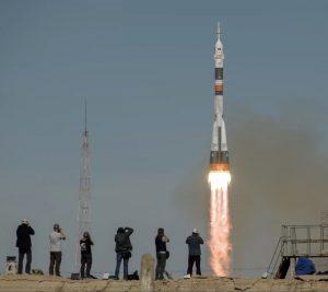 ソユーズロケット、有人打ち上げ復帰前に3回の無人ミッションを予定