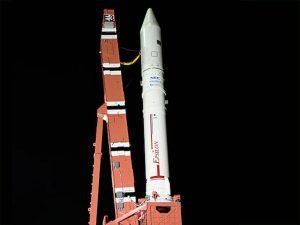 イプシロンロケット4号機、来年1月17日打ち上げの報道 ALE人工流れ星衛星など搭載
