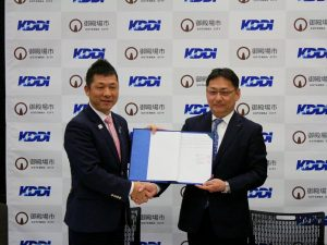 KDDI、ドローン山岳救助支援システムの実証実験成功!19年に富士山で実用化へ