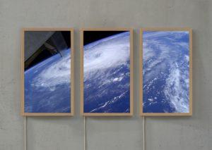 アトモフ、「Atmoph Window」にISSの4K映像を追加で宇宙窓に
