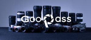 月額制カメラ機材レンタルし放題「GooPass」の正式サービスが開始