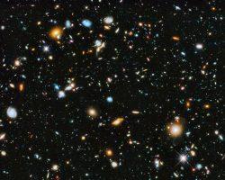 ハッブルの超深宇宙領域の調査