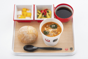 JAL「AIRスープストックトーキョー」を国際線機内食で提供