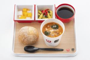 JAL「AIRスープストックトーキョー」を国際線機内食で提供