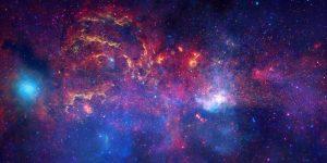 天の川銀河の中心星域