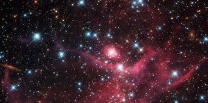 大マゼラン雲の赤に隠された星団「LH63」