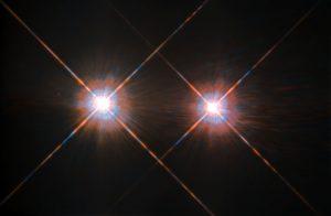 地球から最も近い恒星。生命が存在する可能性の惑星