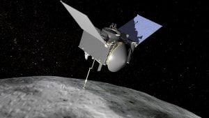 オシリス・レックス、小惑星「ベンヌ」に間もなく到着