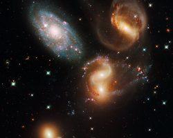 同じ視点の先にある宇宙の五重奏