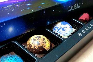 あなたはガイアを食せるか。注目の惑星チョコが美しすぎた