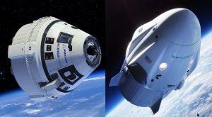 スペースXとボーイングの有人宇宙船、テスト打ち上げを3月以降に延期