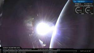イスラエルの民間月面探査機「ベレシート」打ち上げ成功