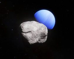 海王星の14番目の衛星「ヒッポカンプ」。そこにあるはずのない天体の起源が明らかに